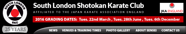 South London Shotokan Karate Club