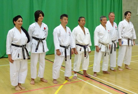 International Course at the K2 Crawley